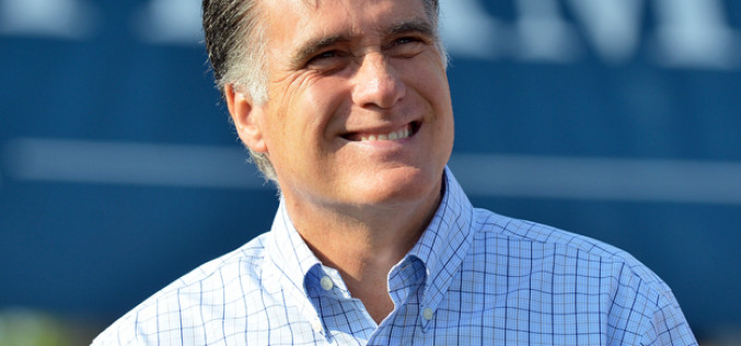 Secret Federal Bailout Saved Romney After He Ran Bankrupt