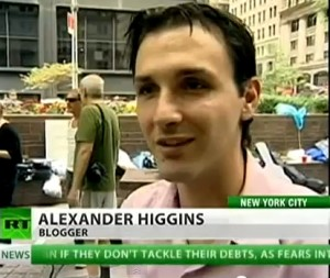 Alexander Higgins Blog