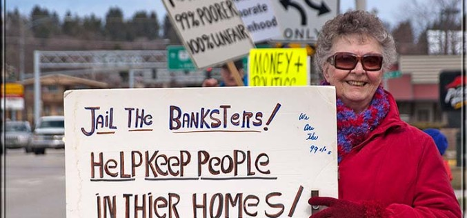 Bankster Fraud Is Not a Victimless Crime: It Has Driven 100 Million Into Poverty, Killing Many