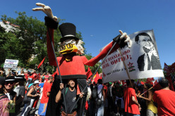 Mass Protest In Spain Against Authoritarian Austerity (VIDEO, PHOTO)