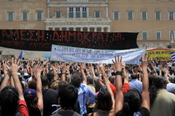 Bailout Suicide Sparks Calls For A Violent Revolution In Greece