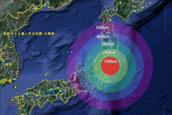 Officials Admit Tests Since June Showed Ash Cloud Of Nuclear Radiation Blanketing All Of Eastern Japan