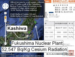 52547-Bq-per-Kg-Cesium-Radiation-Found-In-Soil-On-Outskirts-of-Tokyo-290x220