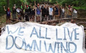 Anti-Fracking-Blockade-Succeeds-in-Moshannon-State-Forest-PA-290x177