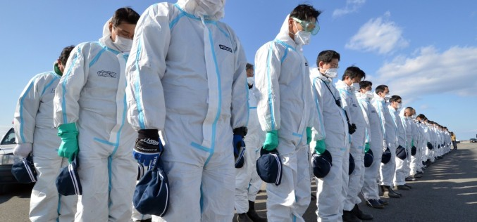 NBC Interview: Please stop this inhuman treatment for the people living in Fukushima