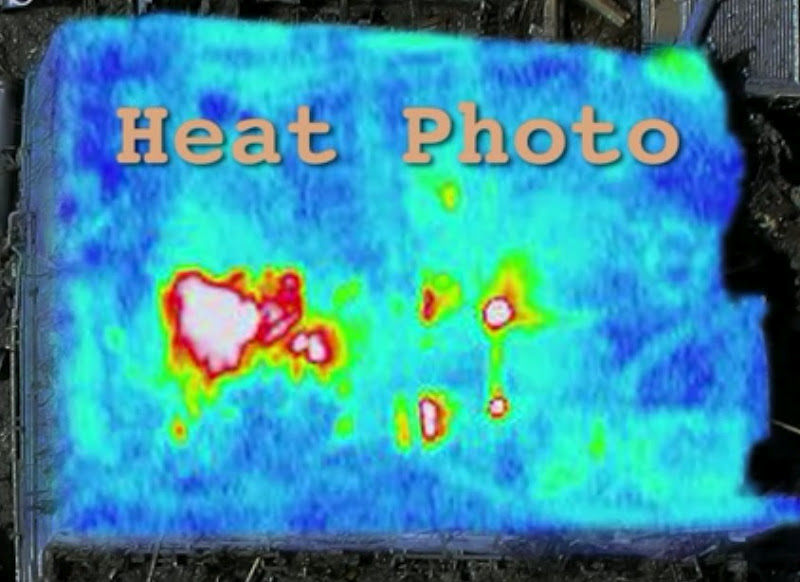 Fukushima Thermal Image