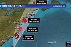 "Irene – NJ ""Models Show Cape May Underwater"", Stations Out Of Gas, Parkway To Shut Down At 8 PM"