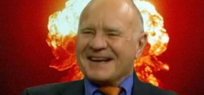 Marc Faber: Let Iran Have Nukes