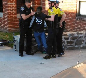 Freddie Gray Baltimore