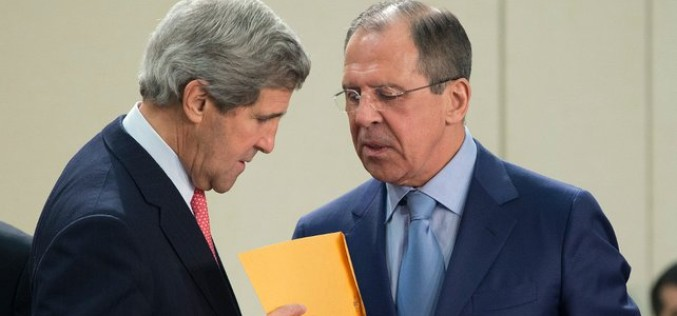 "Russia Gets Behind US ""Peace"" Plan For Syria"