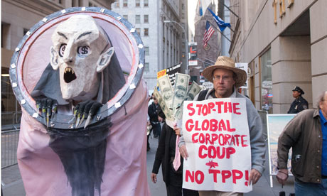10 Reasons to Stop the TPP