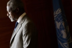 Kofi Annan Resigns As UN Special Envoy To Syria