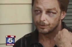 Police Beat Man That Just Learned His Son Committed Suicide