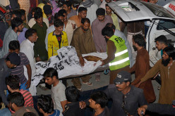 US backed jundallah terrorist group claims Pakistan bus attack