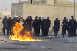 Corporate Media Silent On Brutal Bahrain Crackdown