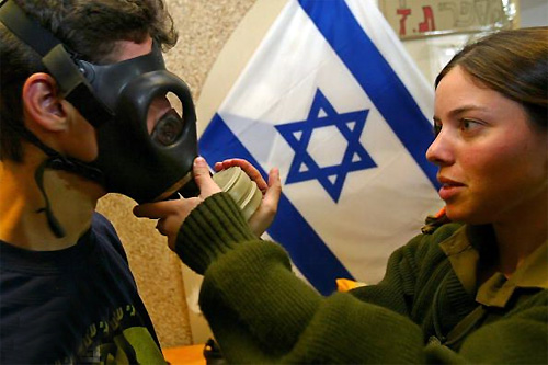 Diplomats-in-Israel-Order-Gas-Mask-In-Preperation-Of-Iran-Strike