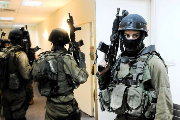 Israeli-Special-Forces-Already-Active-In-Iran