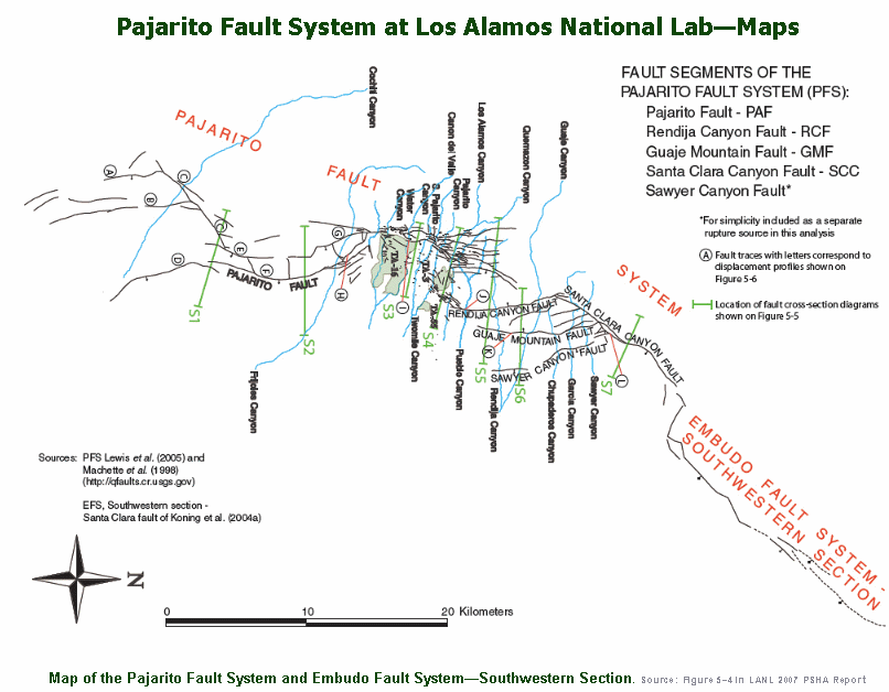 Map-of-Pajarito-Fault-System-At-Los-Alamos-National-Lab