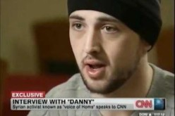 "CNN's ""Activist""/Terrorist ""Danny"" Now Asking Israel Military To Save Syria"