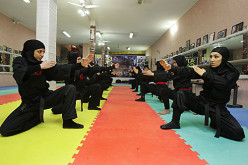 Iran Training Thousands Of Female Ninjas Ahead Of Inevitable War
