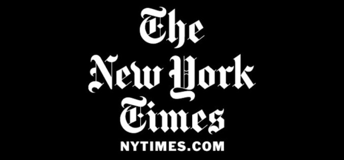 NY Times Scrubs Mention Of CIA Arming Syrian Rebels