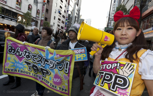 What is the TPP – A Threat to Democracy, the Environment, Human Health and Standard of Living