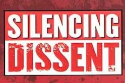 Silencing Dissent In America