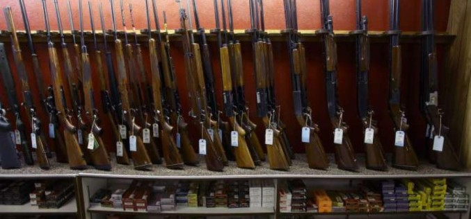 Gun Sales Skyrocket After Colorado Massacre