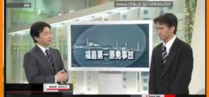 Update on Japan's Nuclear Crisis