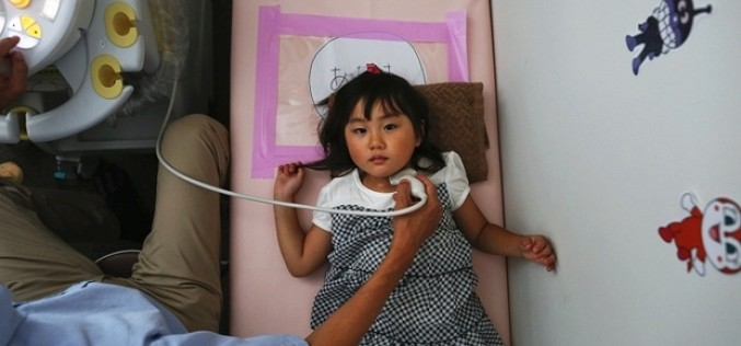 Child Cancers Up Fiftyfold After Fukushima Disaster