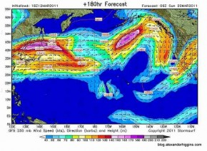 Possible Fukushima Nuclear Fallout Projections For the U.S. ...