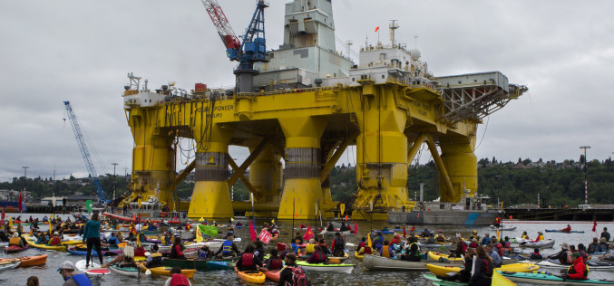 Shell Oil Abandons Arctic Oil and Gas Exploration – Environmental Disaster Avoided