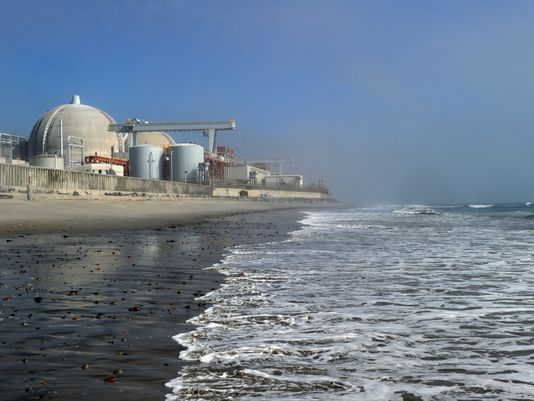 san onofre nuclear waste