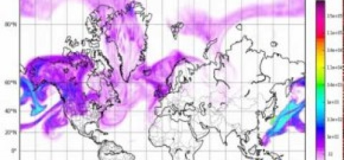 Potential April 6th Fukushima Fallout Forecast Shows U.S. West Coast Under Threat