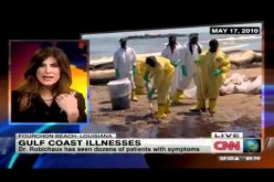 Mystery Illness Confirmed By Doctor In Louisiana, BP Cover Up?