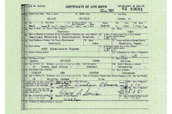 Obama's Birth Certificate – #1 Most Important Issue Facing Us