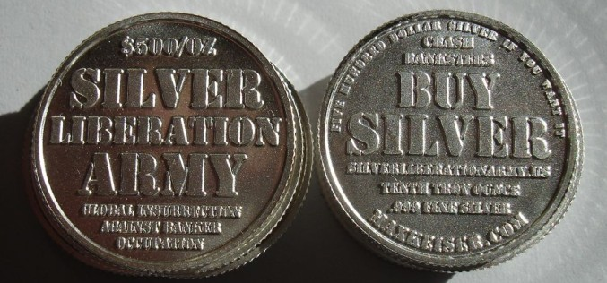 Max Keiser and The Silver Liberation Army