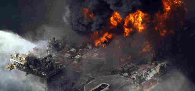 NPR Confirms: 70,000 Barrels A Day – One Exxon Valdez Spill Every 4 days – Leaking In Gulf Oil Spill