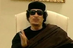 Gadhafi's Tripoli Compound Hit After TV Appearance