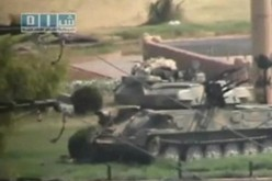 Syrian Activists Say Government Tanks Deploying Around Hama