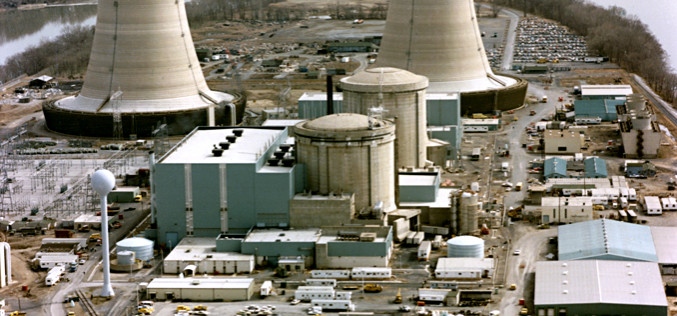 America's worst nuclear accident: 32nd anniversary of Three Mile Island
