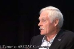 Ted Turner, Founder Of CNN, Speaks Out Against Oil And Coal Industry Corruption Preventing Alternative Energy Investments