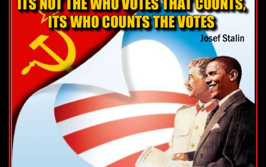 Video Proof: Election Fraud – The Sad State Of Democracy In The United States