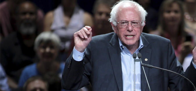 CENSORED: MSNBC Cuts Away From Bernie Sanders as He Condemns TPP Trans-Pacific Partnership