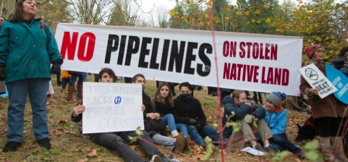 First Nation Takes Canadian Govt to Court Over Big Oil's Pipeline – Stewards of the Earth
