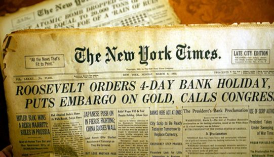 Flashback 1936: Sovereign Americans Pledged as Collateral on Government Debt to the Federal Reserve