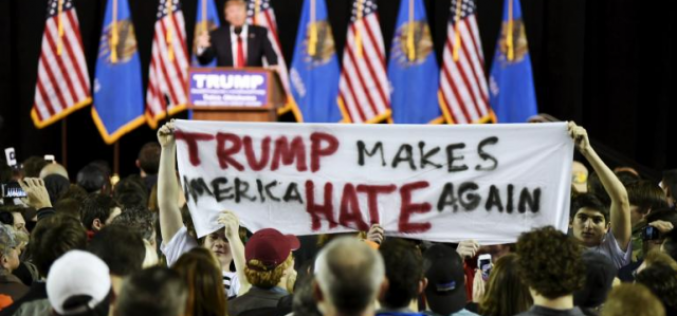 """Donald Trump Protester Speaks Out: """"I Was Paid $3,500 To Protest Trump's Rally"""""""