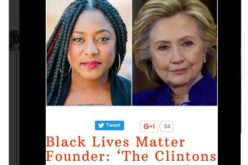Black Lives Matter Furious: Clinton Scheme Used Killing of Unarmed Black Man to Push Gun Control
