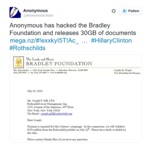 anonymous-dumps-30gb-of-documents-hacked-from-hillary-related-foundation