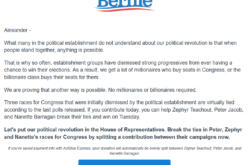Dear Bernie Sanders: An Open Letter From a Long-Time Avid Supporter